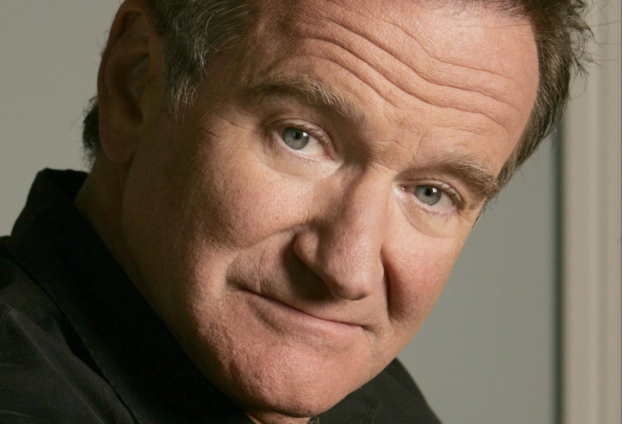 robin williams taught us to laugh